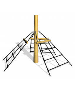 Robinia klatrepyramide