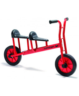 2-hjulet Winther Viking Løbecykel Tandem