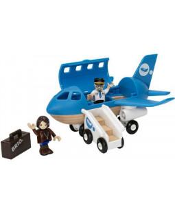 Brio flyvemaskine