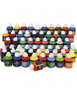 A-Color akrylmaling, 57x500 ml