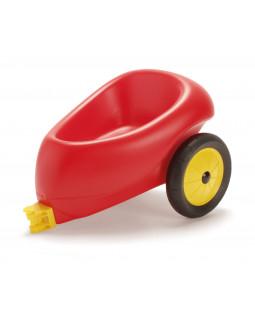 Anhænger til HP scooter m. gummihjul