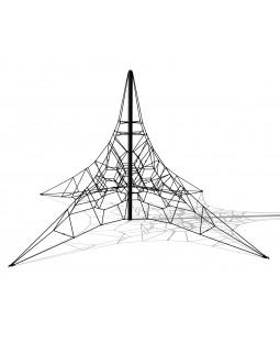 Klatrepyramide, højde 5,0 m