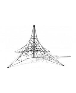 Klatrepyramide 6m