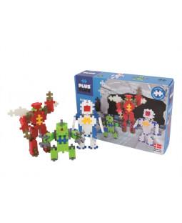 Plus-Plus Robots / 170 brikker