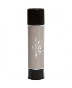 Clear limstift, 21 g, 1 stk. Rund