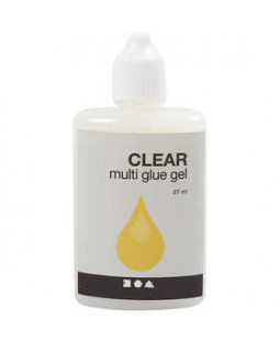 Clear Multi Glue Gel, 27 ml