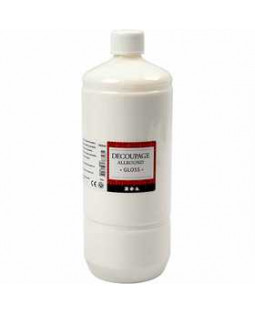 Decoupagelak, 1000 ml blank