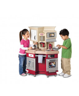 Little Tikes Super Chef Kitchen (Ruby)