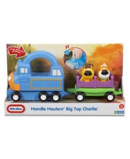 Little Tikes Handle Haulers Deluxe - Big Top Charlie
