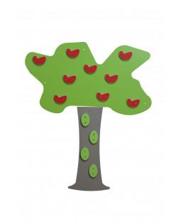 Klatre træ