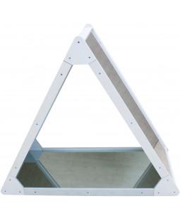 Spejlhus trekant