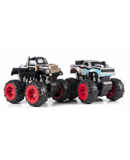 Monstertrucks - 4 stk.