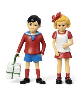 Tommy og Annika figursæt