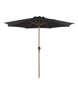 Parasol m/krank Ø 3m