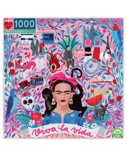 Puslespil 1000 brikker - Viva la Vida