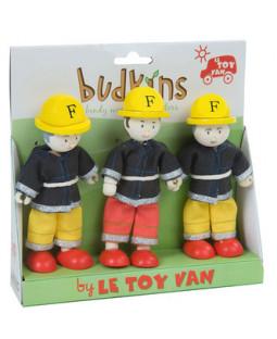 Budkins brandmand dukkesæt