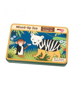 Magnetic build - blandet zoo