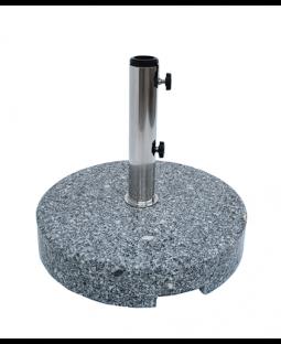 Parasolfod i granit 35 kg