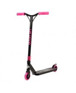 My Hood Trickløbehjul 7.0 sort/pink