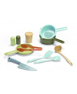 Dantoy - Bio køkkensæt, 12 dele