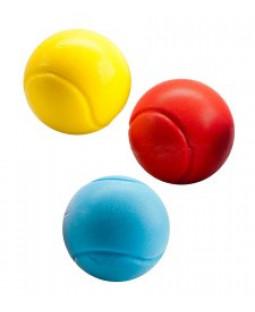Bold i skum Ø7 cm ass farver