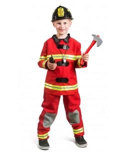 Brandmand 140 cm ekskl hat