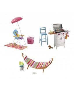 Barbie Udendørsmøbler