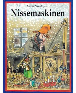 Nissemaskinen, bog