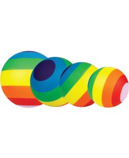 Regnbue boldsæt