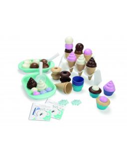 Dantoy - Thorbjorn cupcake- og issæt
