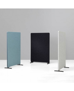 Støjdæmpende skærmvæg, 120x150cm