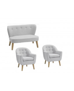 Sofa + 2 stole