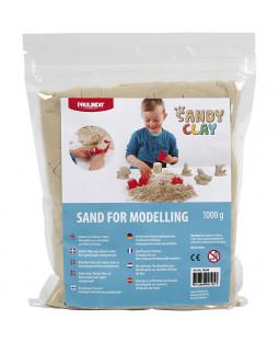 Sandy Clay, natur, 1kg