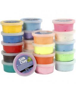 Silk Clay®, 20x40 g