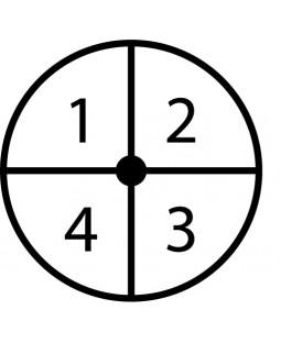 Ostespil (cirkel)