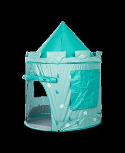 Pop-up telt aqua