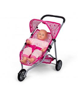 Babyjogger, 3 hjul