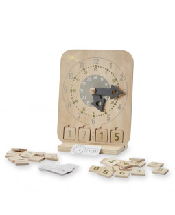 Education Clock - Lær klokken