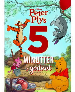 Fem minutter i godnat - Peter Plys