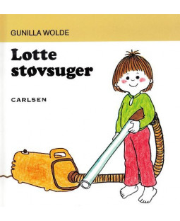 Lotte støvsuger