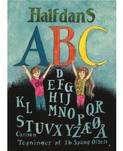 Halfdans ABC papbog, jubilæumsudgave
