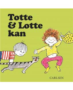Totte og Lotte kan