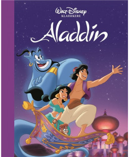 Walt Disney Klassikere - Aladdin