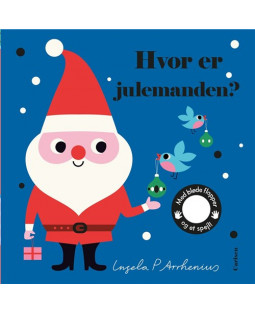 Hvor er julemanden