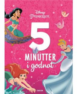 Fem minutter i godnat - Disney prinsesser