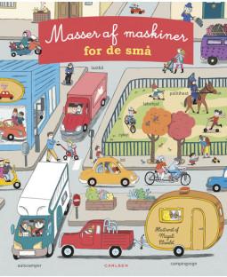 Masser af maskiner for de små