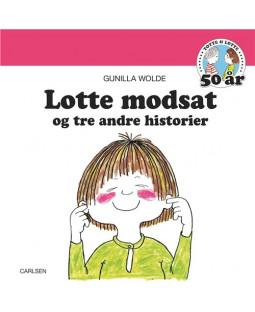 Lotte modsat - og tre andre historier