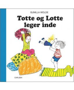 Totte og Lotte leger inde