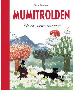 Mumitrolden, de tre næste romaner