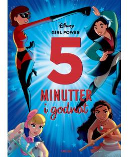 Fem minutter i godnat - Disney Girlpower